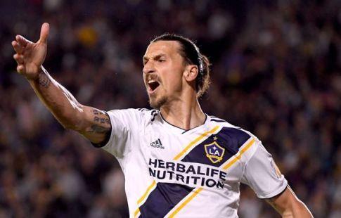 Ибрагимович и Руни попали в состав символической сборной сезона в MLS. ФОТО