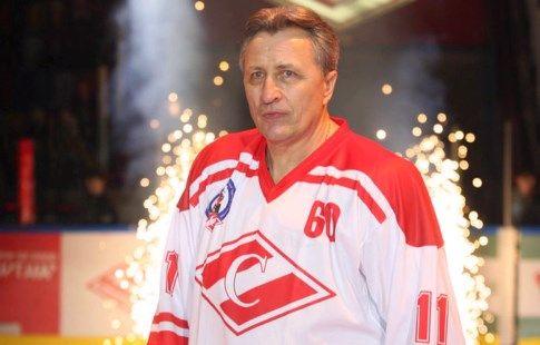 Александр Якушев официально введён в Зал хоккейной славы