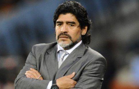 """Марадона: """"Не думаю, что Солари надолго задержится в """"Реале"""""""