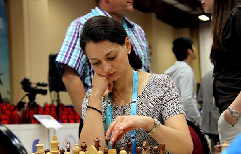 Костенюк вышла в полуфинал чемпионата мира по шахматам