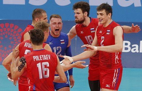 Россия впервые в истории примет чемпионат мира по волейболу в 2022 году