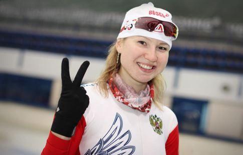 Фаткулина победила на дистанции 500 м в дивизионе В на КМ в Обихиро