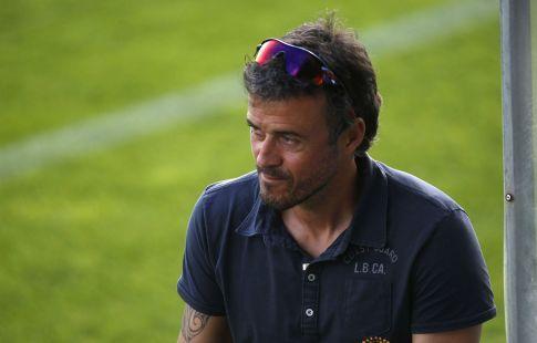 """Глава Федерации футбола Испании заявил о """"максимальной поддержке"""" Луиса Энрике"""