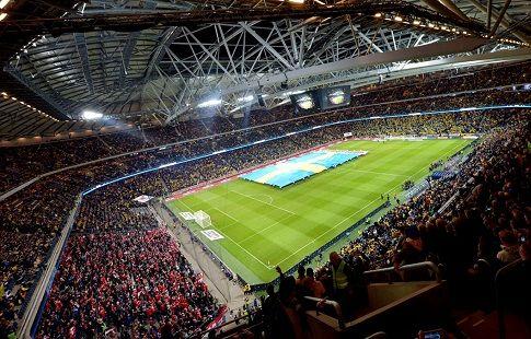 На матч Швеция - Россия продано более 22 тысяч билетов