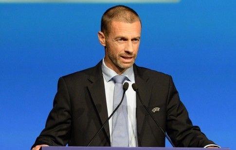 Президент УЕФА исключил создание суперлиги