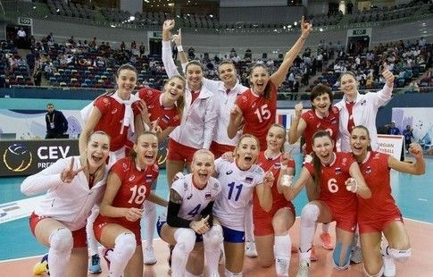 Женская сборная России обыграла Венгрию и вышла на Евробаскет-2019