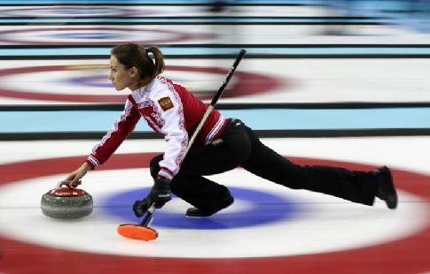 Россиянки не смогли выйти в финал чемпионата Европы по кёрлингу