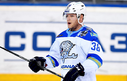 Даллман — первый легионер в истории КХЛ, отыгравший 600 матчей