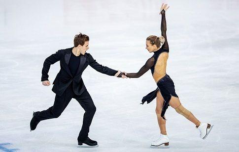 Internationaux de France 2018, танцы на льду, произвольный танец, прямая текстовая онлайн трансляция