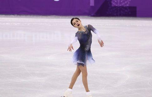 Кихира выиграла этап и вышла в финал, Медведева стала четвёртой