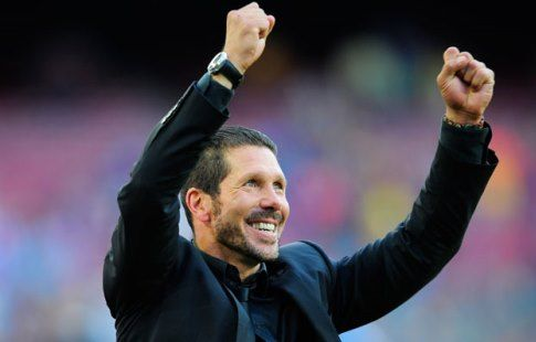"""Симеоне: """"Всё ещё считаю """"Барселону"""" лучшей командой в мире"""""""