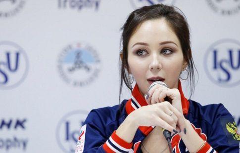 Загитова, Туктамышева и Самодурова выступят в финале Гран-при