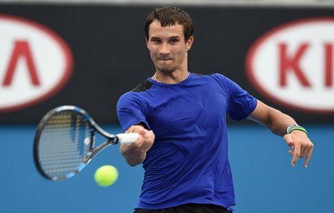 Донской опустился на 98-е место в рейтинге ATP