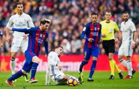Месси обошёл Роналду по количеству голов за один клуб в Лиге чемпионов. ВИДЕО