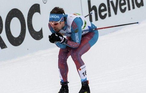 Большунов остаётся лидером в общем зачёте КМ по лыжным гонкам