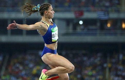 Легкоатлетка из Украины поразила своих фанатов обворожительной фигурой. ФОТО