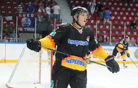 Кагарлицкий и Шипачёв не вызваны в сборную, оба входят в топ-5 бомбардиров КХЛ