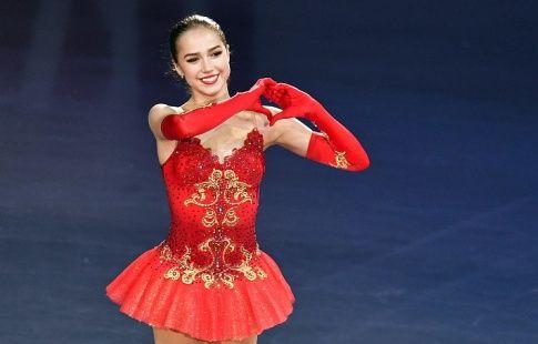 Кихира установила новый мировой рекорд, Загитова вторая