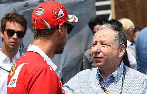 """Тодт считает, что нельзя сравнивать карьеры Шумахера и Феттеля в """"Феррари"""""""