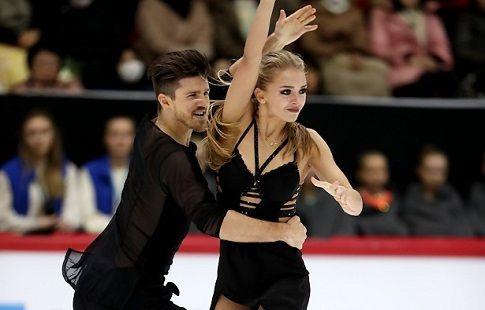 Финал Гран-При, танцы на льду, ритм-танец, прямая текстовая онлайн трансляция
