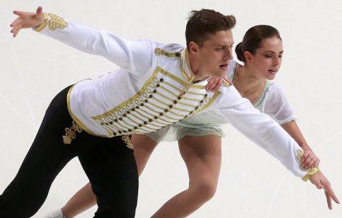 Джеймс/Сипре выиграли золото, Тарасова/Морозов стали третьими