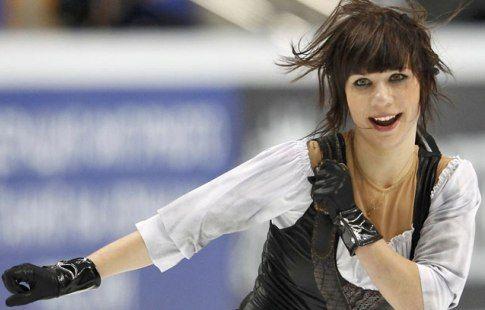 """Алёна Леонова: """"Загитовой нужно учить аксель, чтобы обыграть Кихиру. Пока японка непобедима"""""""