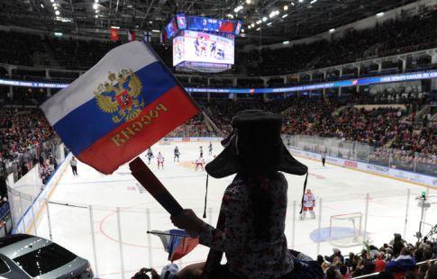 Матчи Кубка Первого канала покажут в метро