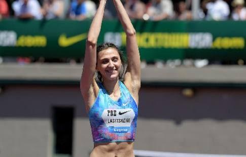 ВФЛА запросила у IAAF нейтральный статус для Ласицкене и Шубенкова