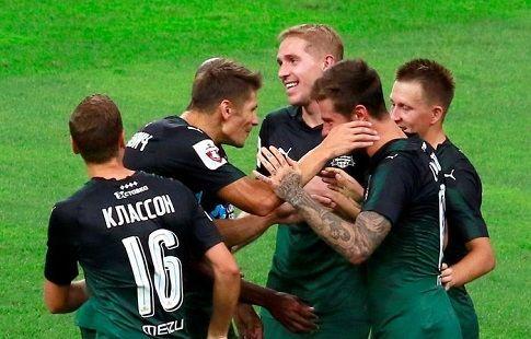 """Краснодар"" предложил €4,5 млн за футболиста сборной Швеции Ульссона"