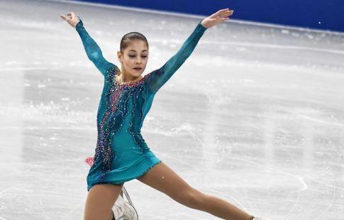 Загитова рассказала, что помогает ей на чемпионате России