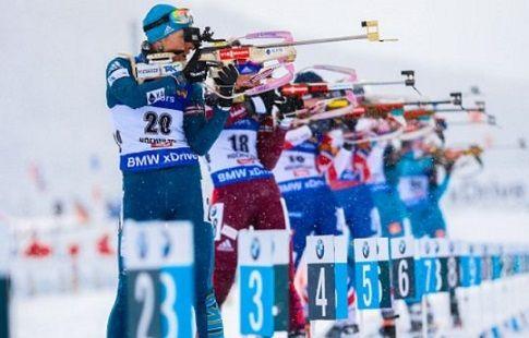 Российские биатлонисты в 2018 году сдали офицерам РУСАДА 217 допинг-проб