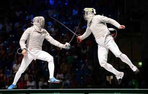 Ходос победил на Кубке России по фехтованию