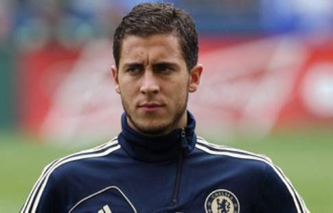 """Азар - десятый игрок в истории """"Челси"""", которому удалось забить 100 голов за клуб"""