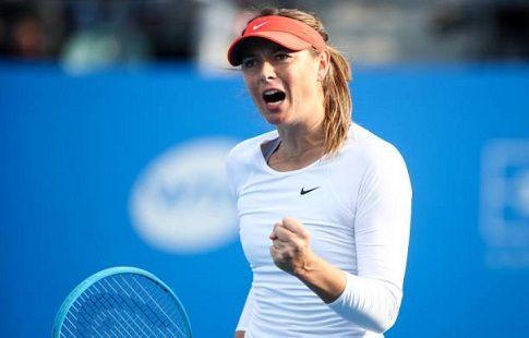 Теннис. Shenzhen Open, четвертьфинал, Соболенко - Шарапова, прямая текстовая онлайн трансляция