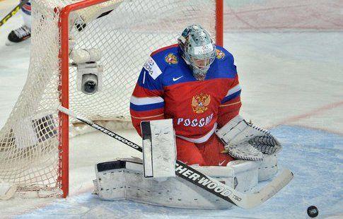 """Ларионов: """"Самсонов морально готов играть в НХЛ"""""""