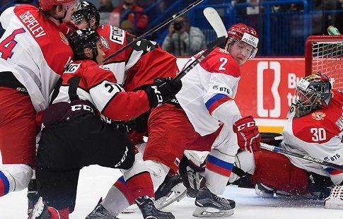 Сборная России сломила Швейцарию и завоевала бронзовые медали МЧМ-2019