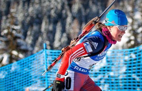 Витоцци выиграла гонку преследования в Оберхофе, две россиянки в топ-15