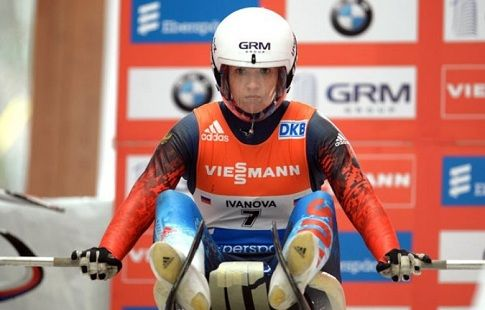 Иванова взяла золото на этапе Кубка мира по санному спорту в Латвии