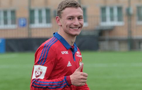 Чалов продлил контракт с ЦСКА до лета 2022 года
