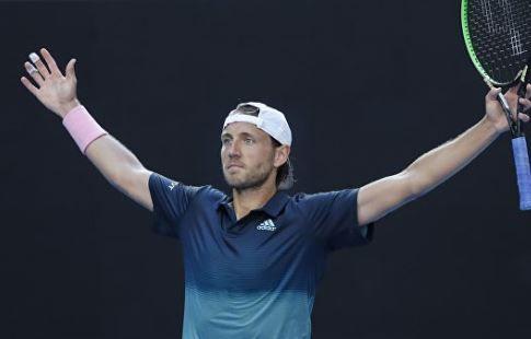 Пуй впервые в карьере вышел в полуфинал Australian Open