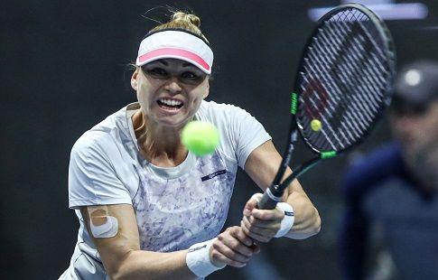 Теннис. St. Petersburg Ladies Trophy, полуфинал, Векич - Звонарёва, прямая текстовая онлайн трансляция