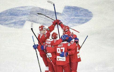 Хоккей. Шведские игры, Россия - Финляндия, прямая текстовая онлайн трансляция