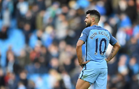 """Агуэро: """"Хочу, чтобы """"Манчестер Сити"""" вошёл в историю, мы способны выиграть всё"""""""