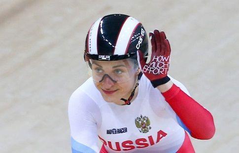 Шмелёва завоевала бронзу в кейрине на ЧМ по велотреку