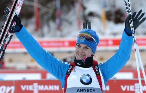 Россиянка Старых завершила выступление на чемпионате мира по биатлону в Эстерсунде