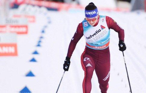 Непряева завоевала бронзу в спринте на этапе Кубка мира в Норвегии