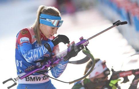 Норвегия выиграла одиночную смешанную эстафету на чемпионате мира в Эстерсунде, Россия - шестая