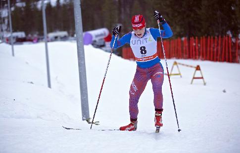 Непряева пропустит гонку на 10 километров на этапе Кубка мира в Швеции