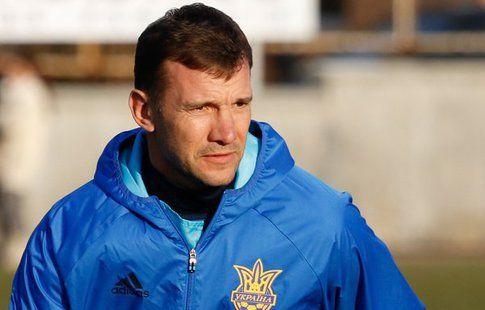 Шевченко попросил больше не спрашивать его о Ракицком