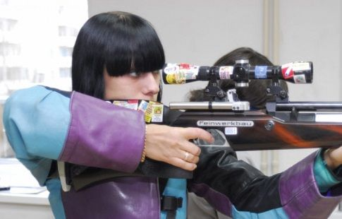 Юлия Эйдензон выиграла золото на ЧЕ-2019 по стрельбе